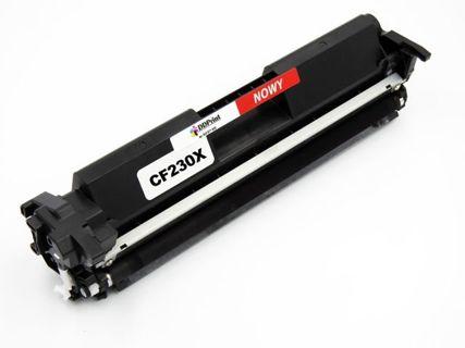 CF230X Czarny Toner do HP LaserJet M203 / M227 / Black / 3500 stron / Nowy zamiennik z chipem liczącym