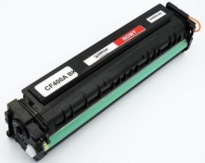CF400A HP Czarny, Nowy zamiennik do HP Color LaserJet Pro M252 / M277 / M227 / 1500 stron / Black
