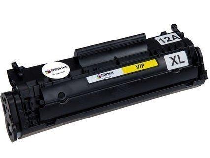Toner 12A - Q2612A do HP 1010 / 1012 / 1015 / 1018 / 1020 / 1022 / 1022n / 3015 / 3020 / 3030 / 3050 / 3052 / 3055 / M1005 / M1319 - VIP 3K (Nowy OPC i PCR) - Zamiennik