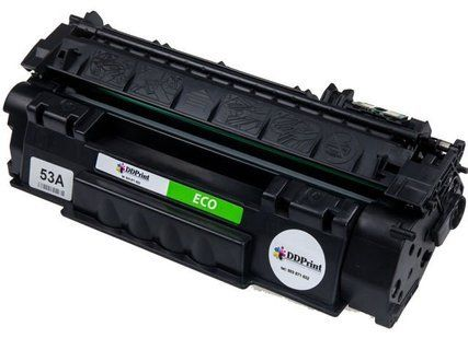 Toner 53A - Q7553A do HP LaserJet P2014, P2015, M2727 MFP - Eco 3K - Zamiennik