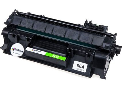 Toner 80A - CF280A do HP LaserJet Pro 400 M401dn,  M425dw, M425dn, - Eco 3K - Zamiennik