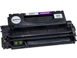 Toner 49X - Q5949X do HP LaserJet 1320, 1320n, 1320dn, 3390, 3392 - Premium 7K - Zamiennik