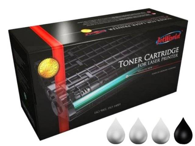 Toner do Epson AcuLaser C1600 CX16 / S050557 / Black / 2700 stron / zamiennik / JetWorld