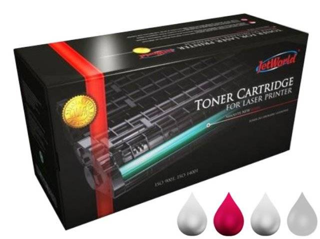 Toner Magenta Samsung CLX 8380 zamiennik refabrykowany CLXM8380A / Czerwony / 15000 stron
