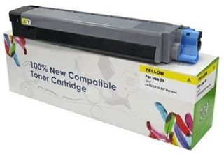 Toner do OKI ES8460 / 44059229 / Yellow / 9000 stron / zamiennik