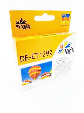Tusz Cyan do EPSON B42 BX305 BX320 BX535 SX230 SX42 SX435 SX620 WF-7015 WF-7515 / T1292 C13T12924010 / Niebieski / 20 ml / zamiennik