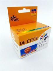 Tusz Trójkolorowy do EPSON Stylus Color C43UX C43SX C45 / T039 C13T03904A10 / Tricolor / 25 ml / zamiennik